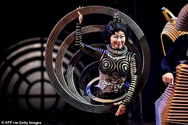 Công ty xiếc lớn nhất thế giới Cirque du Soleil phá sản - Ảnh minh hoạ 2