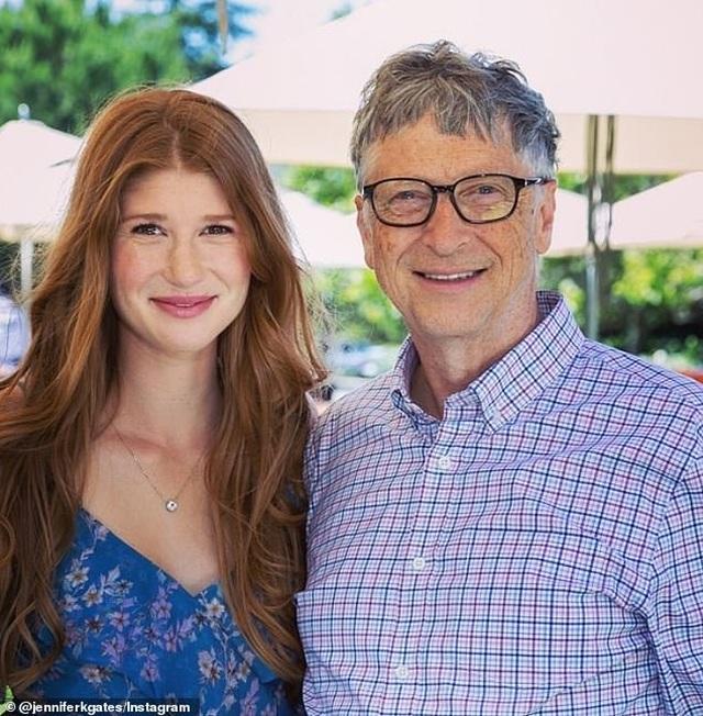 """Con gái Bill Gates tiết lộ cuộc sống trong gia đình """"giàu bậc nhất"""" - 2"""