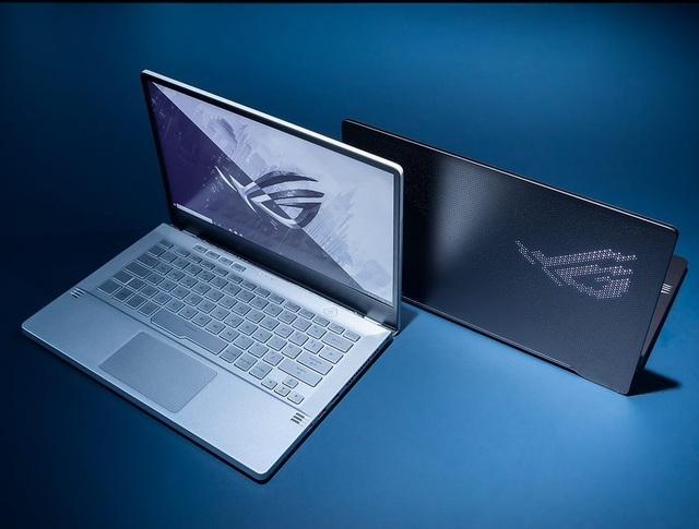 Asus ra mắt laptop dành cho game thủ với màn hình LED hiển thị ở mặt lưng - 1