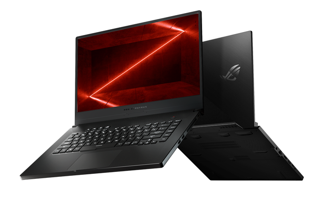 Asus ra mắt laptop dành cho game thủ với màn hình LED hiển thị ở mặt lưng - 2