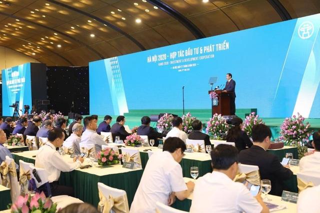 """Fintech hàng đầu Việt Nam xuất sắc được vinh danh trong Hội nghị """"Hà Nội 2020 - Hợp tác Đầu tư và Phát triển"""" - 1"""