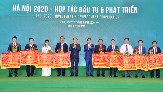 """Fintech hàng đầu Việt Nam xuất sắc được vinh danh trong Hội nghị """"Hà Nội 2020 - Hợp tác Đầu tư và Phát triển"""" - 2"""