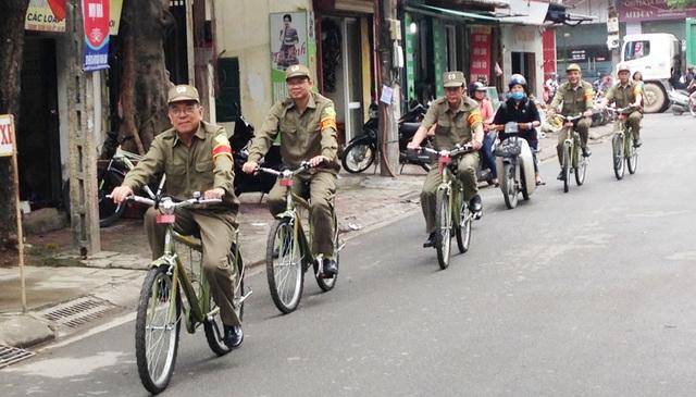 Thống nhất lực lượng bảo vệ dân phố, dân phòng và công an xã bán chuyên - 2