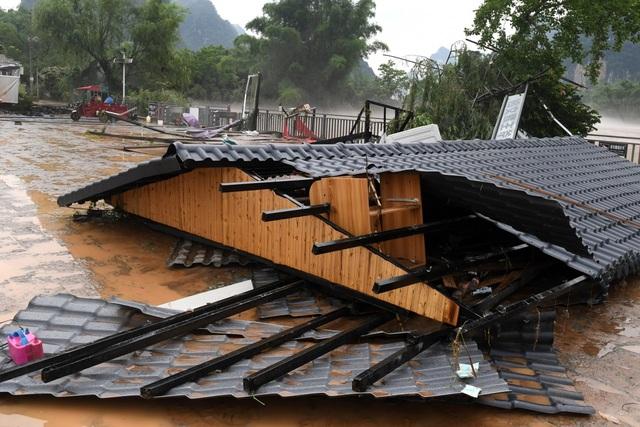 Lũ lụt kinh hoàng ảnh hưởng tới 14 triệu dân tại Trung Quốc - 2
