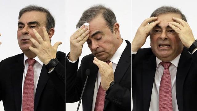Nissan bác bỏ việc dàn xếp bắt giữ cựu chủ tịch Carlos Ghosn - 1