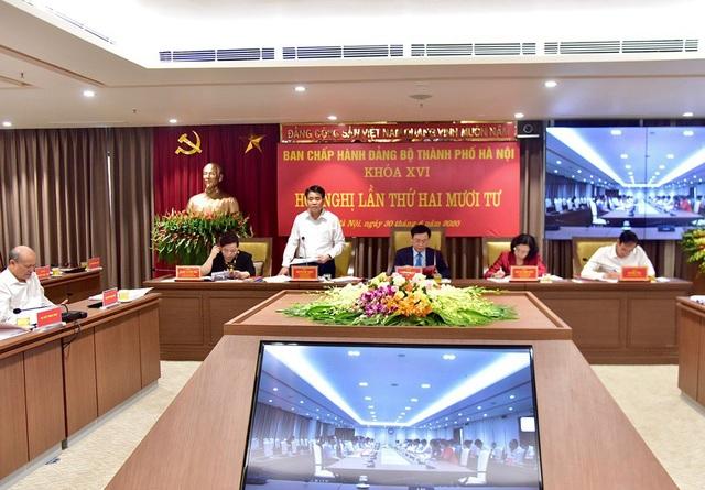 Bí thư Hà Nội đặt hàng giải pháp tăng trưởng - 4