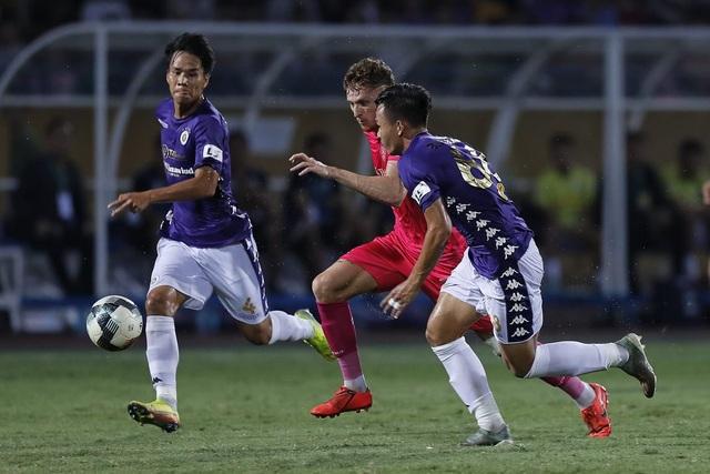 Văn Quyết đá hỏng 11m, CLB Hà Nội thua đau Sài Gòn FC - 2