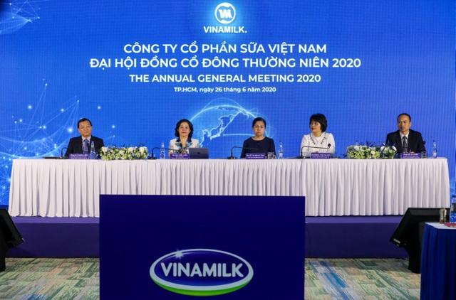 Dù ảnh hưởng Covid-19, Vinamilk vẫn đạt mục tiêu tăng trưởng năm 2020 - 1