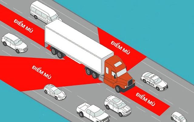 Suýt lao xuống vực vì vượt xe container ngay khúc cua gấp - 2