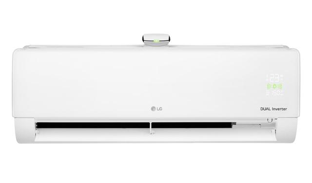 LG giới thiệu máy lọc bụi siêu mịn trong không khí - 2