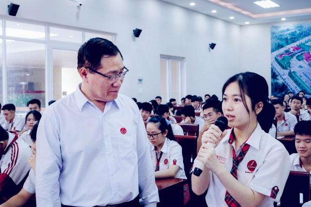 Đầu tư cho giáo dục STEM, học sinh Trường Hoàng Việt đạt giải thưởng Khoa học Kỹ thuật quốc gia - 6