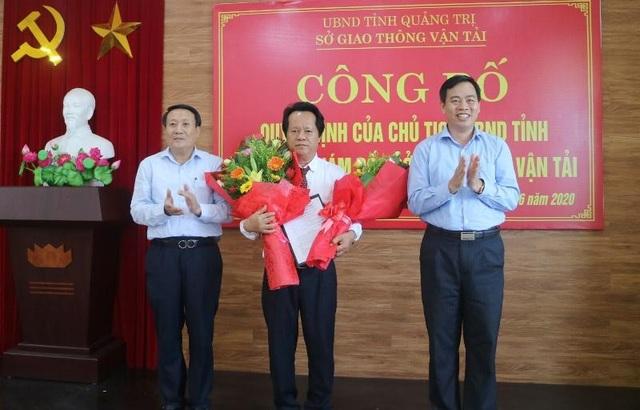 Chủ tịch UBND huyện Gio Linh Trần Văn Quảng kiêm nhiệm Bí thư huyện ủy - 2