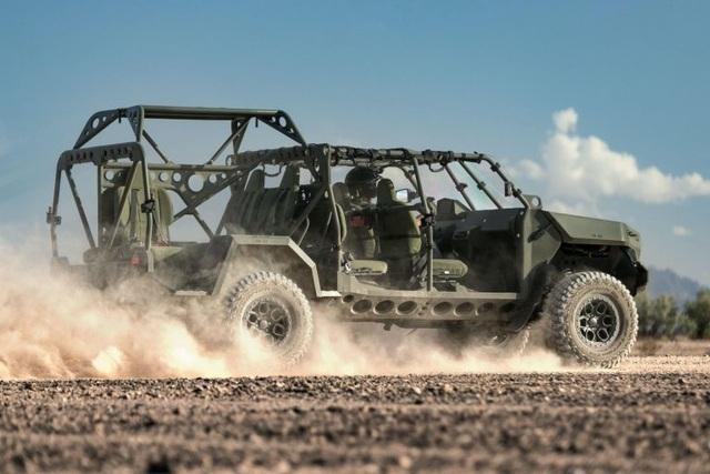 Sau xe tổng thống, GM giành quyền sản xuất xe quân sự - 3