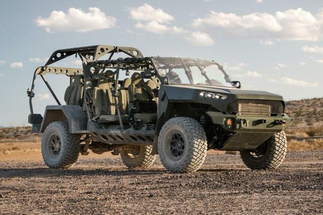 Sau xe tổng thống, GM giành quyền sản xuất xe quân sự - 2