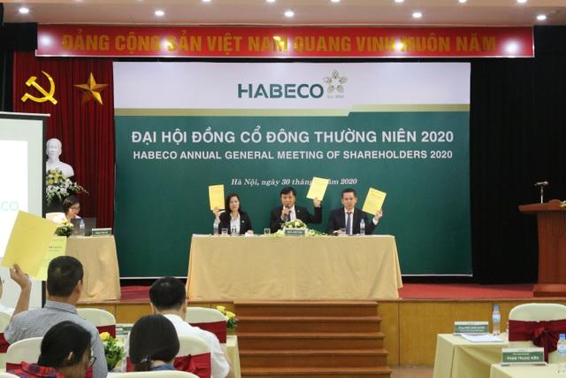 Đại hội đồng cổ đông thường niên Habeco: Nhiều giải pháp được đưa ra để vượt qua khó khăn - 1