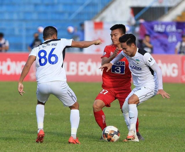 Hiệu quả bất ngờ về lối chơi của HA Gia Lai khi vắng Xuân Trường, Tuấn Anh - 2