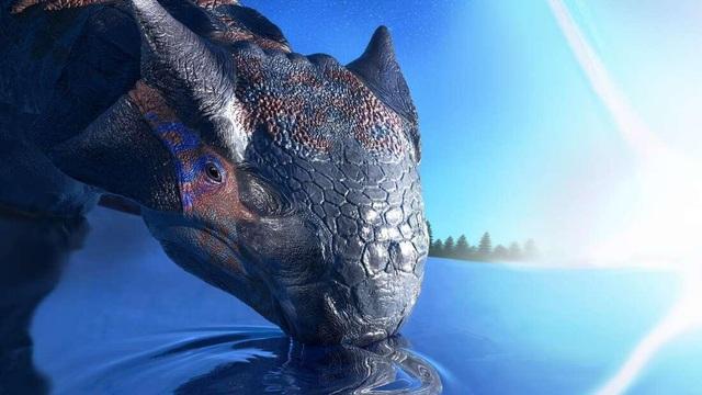 """Phát hiện mới về """"sát thủ"""" giết chết hầu hết các loài khủng long - 1"""