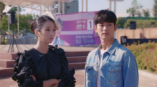 """Giải mã sức hút của """"Điên thì có sao"""" - phim mới của Kim Soo Hyun - 7"""
