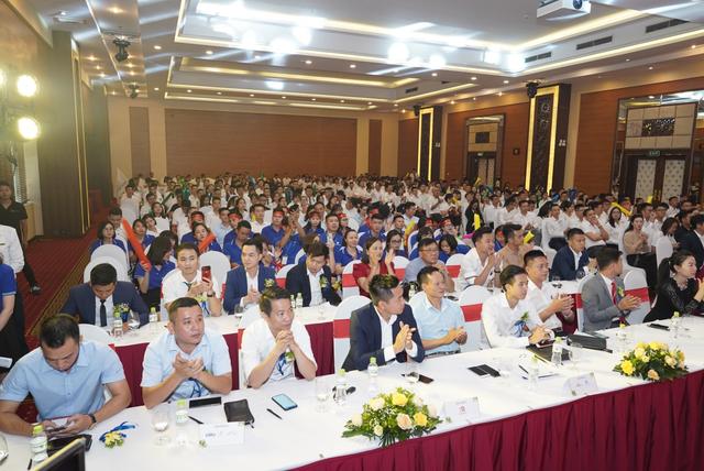 Lễ kick-off dự án The Dragon Castle Hạ Long quy tụ hơn 600 sales tham dự - 1