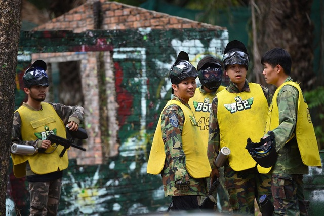 MC Liêu Hà Trinh, Vĩnh Phú và hơn 30 streamer tham gia ngày hội bắn súng sơn - 2