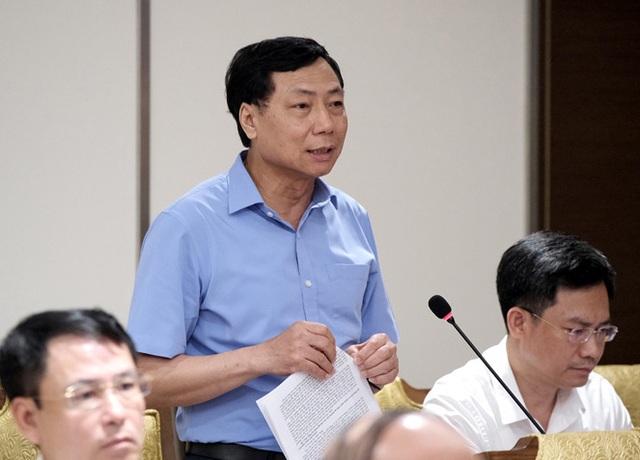 Bí thư Hà Nội đặt hàng giải pháp tăng trưởng - 3