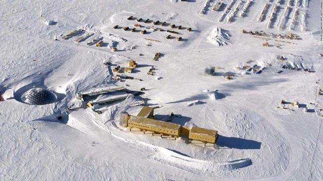 Nam Cực đã ấm lên gấp 3 lần mức trung bình trong 30 năm qua - 1