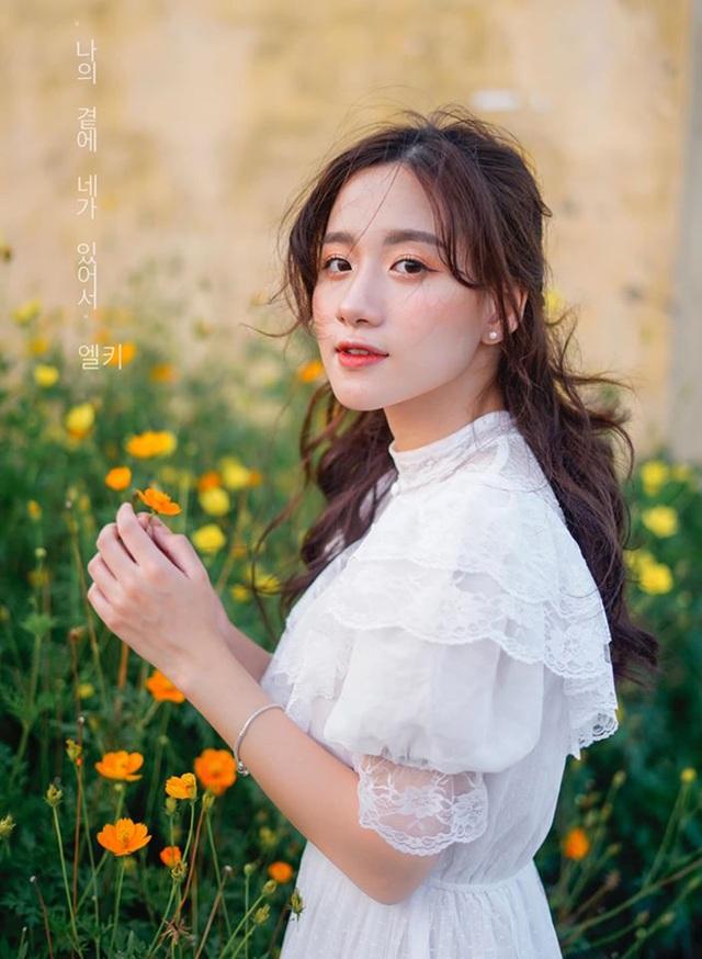 Ngắm nữ sinh hoa khôi xinh đẹp với đam mê du lịch - 11