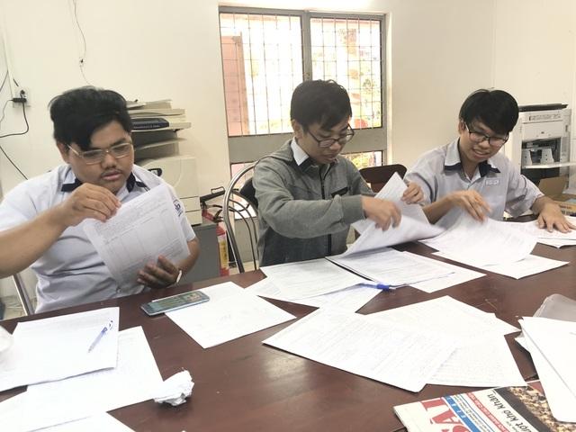 TPHCM: Không ít thí sinh đăng ký 19-20 nguyện vọng xét tuyển Đại học - 1