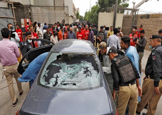 Phiến quân Pakistan xả súng phản đối Vành đai và Con đường của Trung Quốc - 1