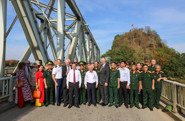 Đại sứ Mỹ khánh thành dự án bảo tồn di sản văn hóa UNESCO Thành nhà Hồ - 4
