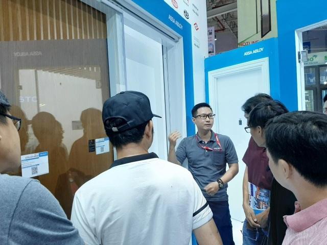 Trải nghiệm một thế giới an toàn và mở hơn tại Vietbuild TP HCM 2020 - 3
