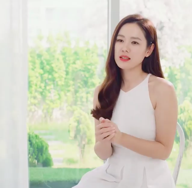 """Khoảnh khắc quyến rũ của mỹ nhân mặt mộc"""" Son Ye Jin - 5"""