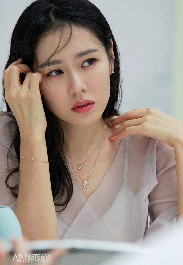 """Khoảnh khắc quyến rũ của mỹ nhân mặt mộc"""" Son Ye Jin - 1"""