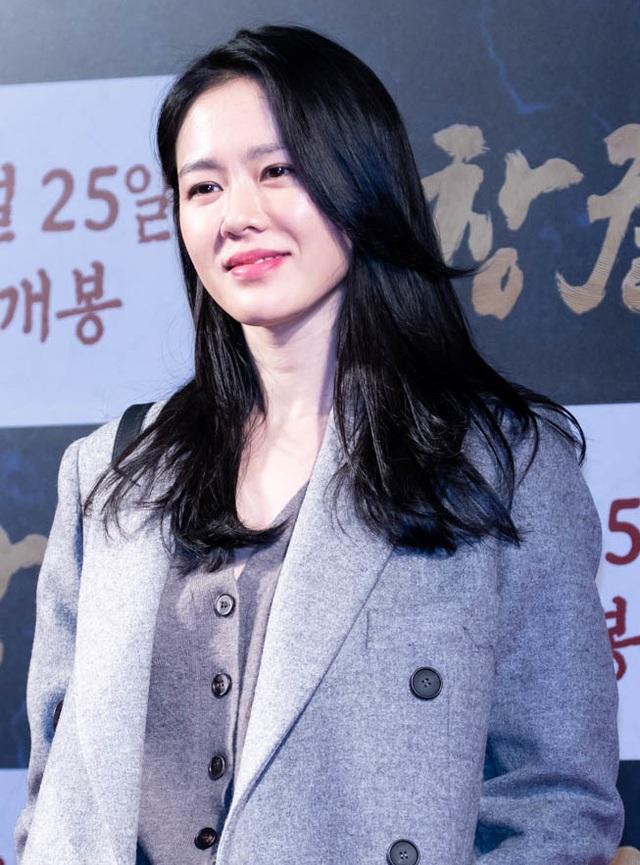 """Khoảnh khắc quyến rũ của mỹ nhân mặt mộc"""" Son Ye Jin - 13"""