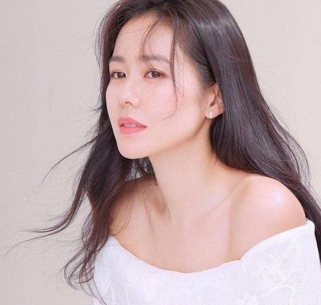 """Khoảnh khắc quyến rũ của mỹ nhân mặt mộc"""" Son Ye Jin - 15"""