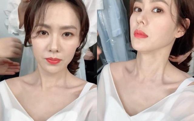 """Khoảnh khắc quyến rũ của mỹ nhân mặt mộc"""" Son Ye Jin - 7"""