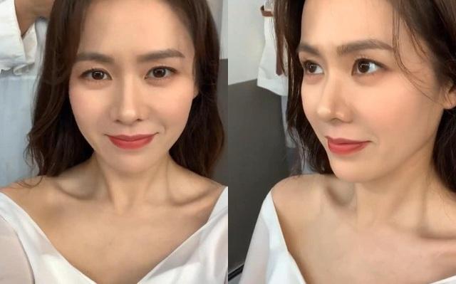 """Khoảnh khắc quyến rũ của mỹ nhân mặt mộc"""" Son Ye Jin - 10"""