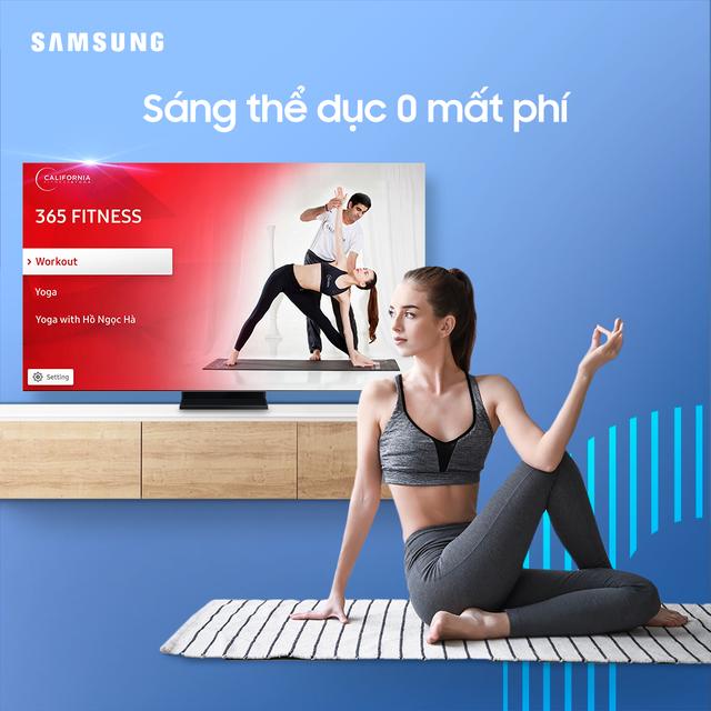 Thư giãn thả ga tại gia với gói nội dung siêu hấp dẫn của Samsung - 2
