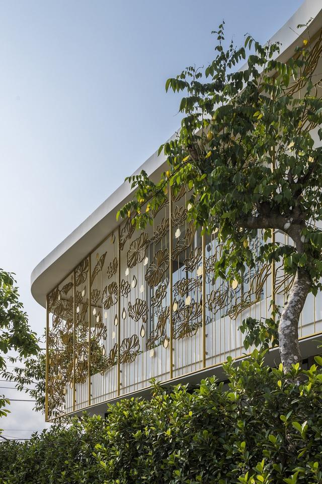 Biệt thự mộng mơ với sân vườn xanh mướt mắt của cô giáo tiếng Nhật ở Huế - 2