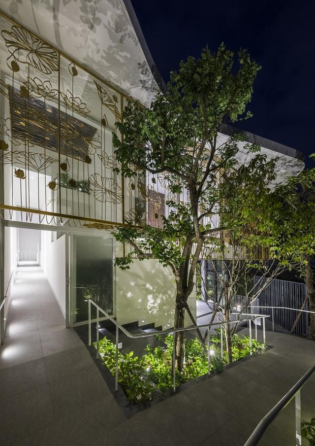 Biệt thự mộng mơ với sân vườn xanh mướt mắt của cô giáo tiếng Nhật ở Huế - 9