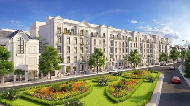 Vinhomes Grand Park mở rộng quần thể thấp tầng The Manhattan - 3