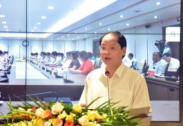 Bí thư Hà Nội đặt hàng giải pháp tăng trưởng - 2