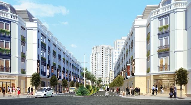 Nhà phố thương mại 2 mặt tiền: Sản phẩm BĐS lên ngôi sau cơn địa chấn Covid-19 - 1