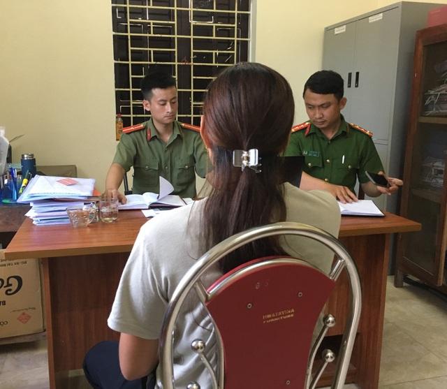 Bị công an mời lên làm việc vì phát tán video bạo lực học đường - 2