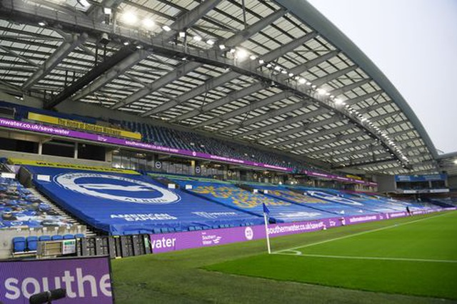 Brighton 0-3 Man Utd: Cú đúp của Fernandes - 16