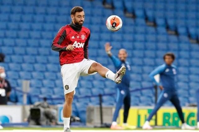 Brighton 0-3 Man Utd: Cú đúp của Fernandes - 14