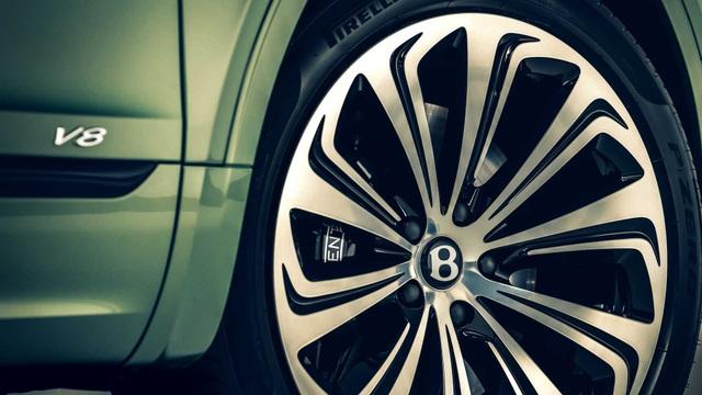 Bentley chính thức nâng cấp Bentayga cho phiên bản 2021 - 11