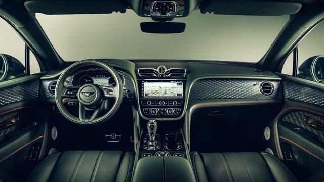 Bentley chính thức nâng cấp Bentayga cho phiên bản 2021 - 13