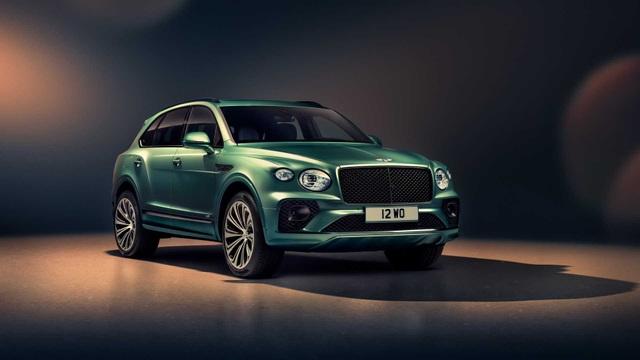 Bentley chính thức nâng cấp Bentayga cho phiên bản 2021 - 4