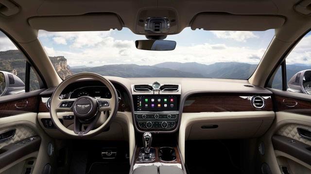 Bentley chính thức nâng cấp Bentayga cho phiên bản 2021 - 17